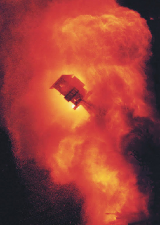 Spirit of '97 - Texas Aggie Bonfire