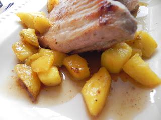Secreto de Ibérico con tacos de Mangos