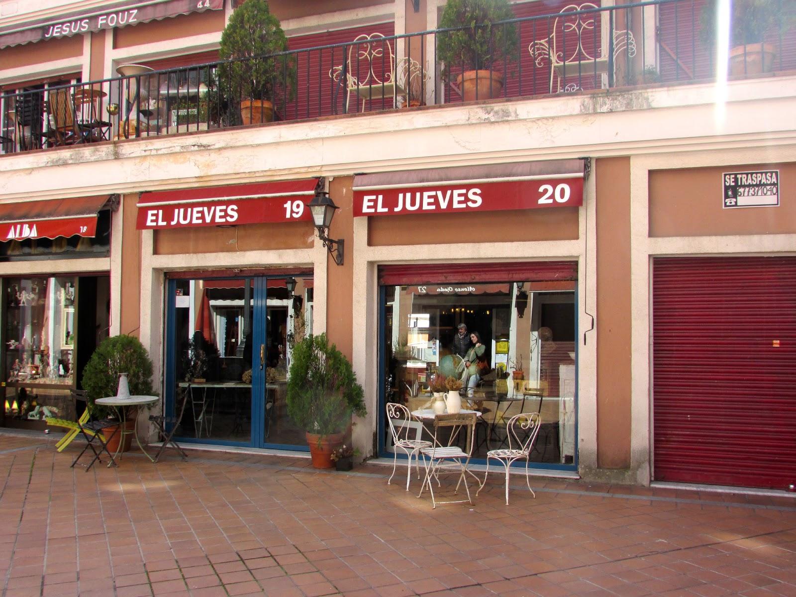 Descubriendo madrid antig edades el jueves meu canto blog - Mueble provenzal madrid ...