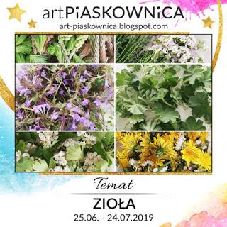 Art-piaskownica - hierbas