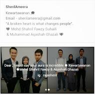 Do contact me :