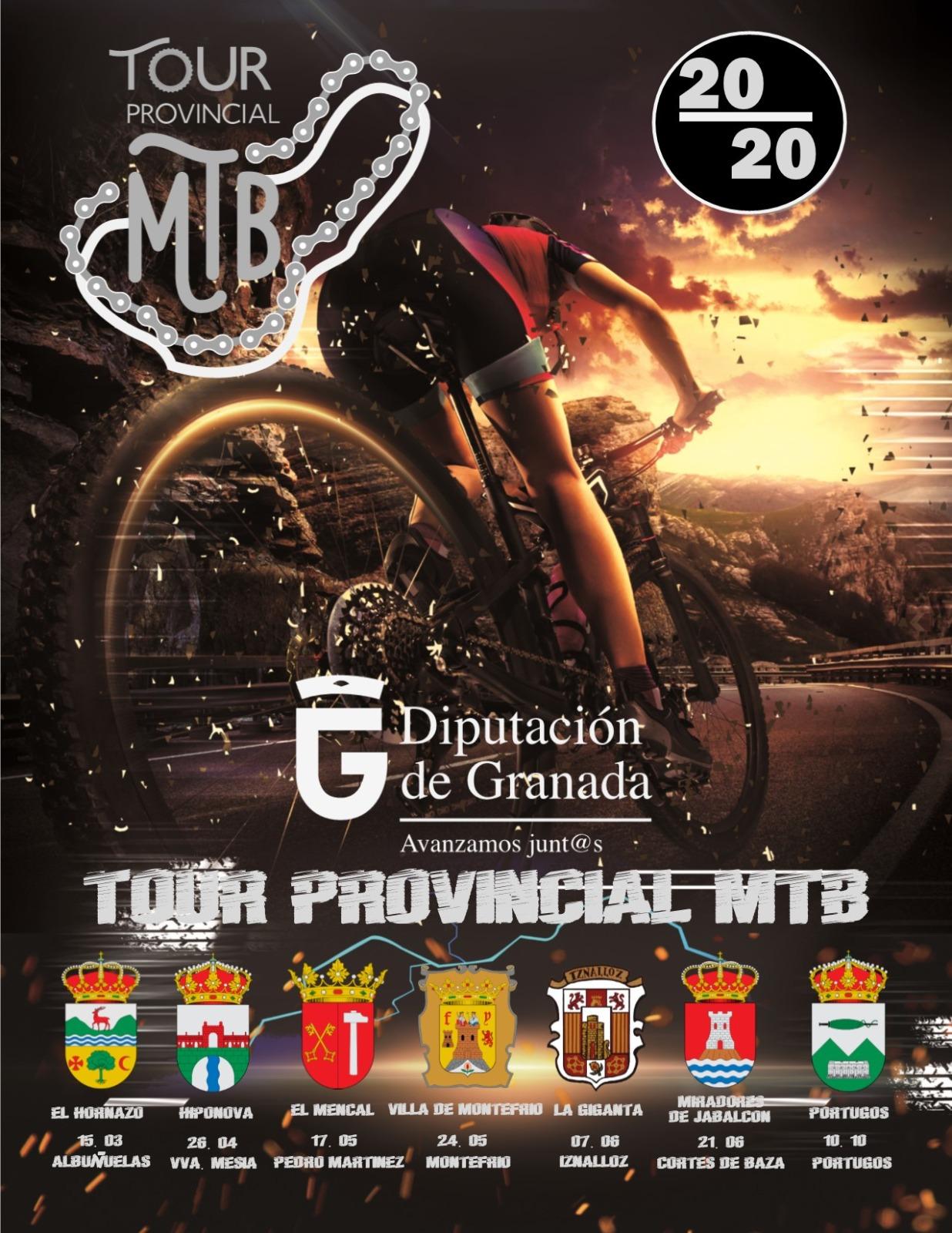 Tour Provincial MTB Diputación de Granada 2020