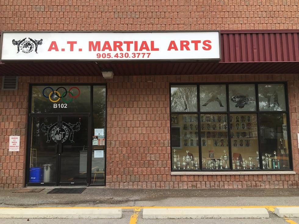 A.T. Martial Arts