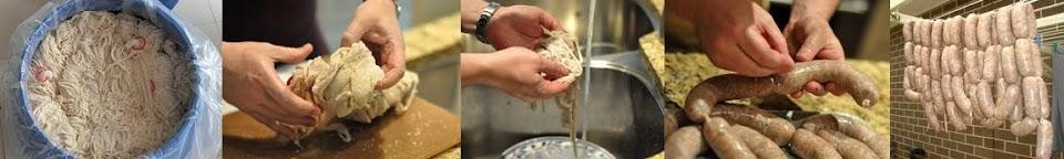 ขายไส้สำหรับทำไส้กรอกอีสาน ( ไส้แห้ง ไส้เทียม Hog Casings ) รวมสูตรไส้กรอกอีสาน วิธีทำไส้กรอกอีสาน