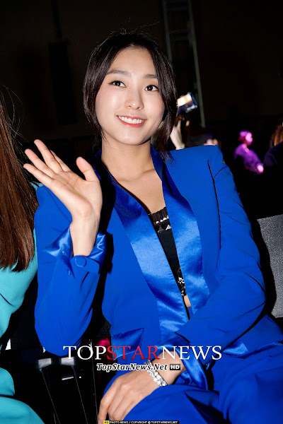 SISTAR Bora Seoul Fashion Week 2014