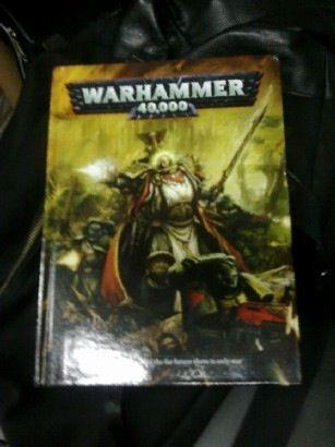 Leak Alert! 6th Edition Rulebook Cover