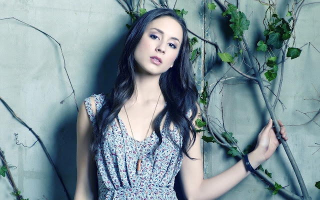 Top 20 Most Beautiful Female Celebrities: Troian Bellisario