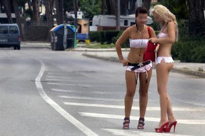 prostitución femenina chicas de compañia a domicilio