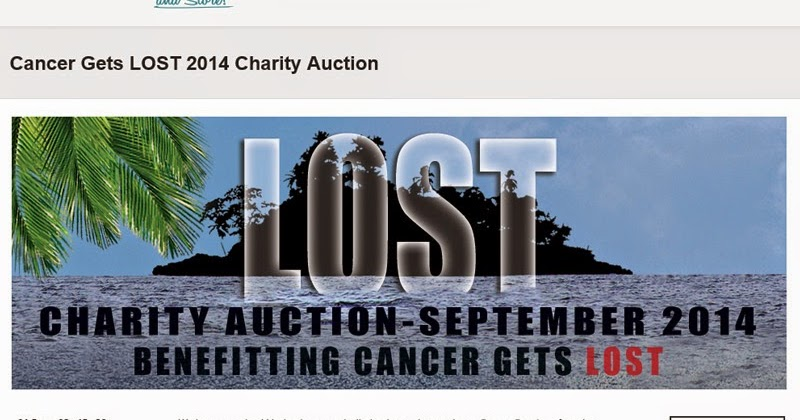 Cancer Gets LOST 2014 Charity Auction