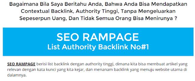 Cara Mudah Mengoptimasi SEO Website Blog dan Toko Online Dengan Backlink