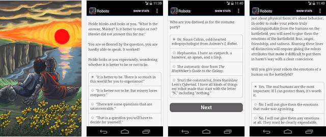Download Choice of Robots Apk