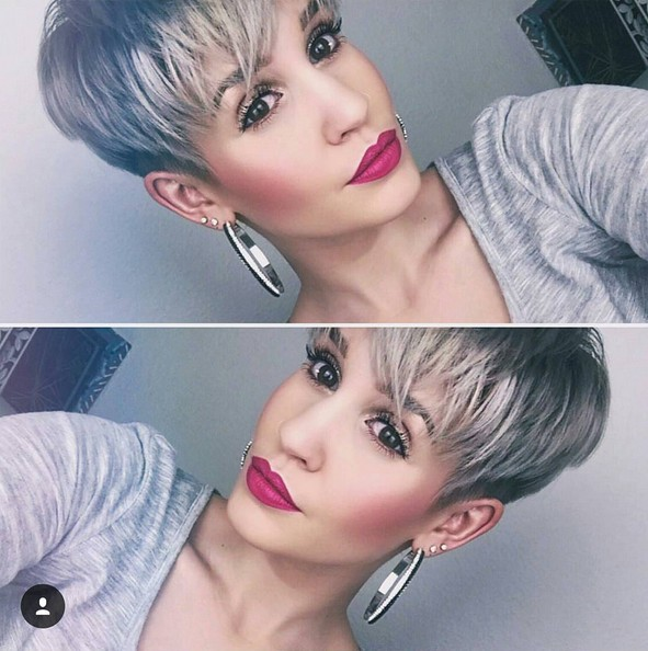 Balayage Highlights For Short Hair Omg Love Beauty