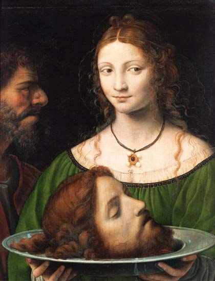 salome luini painting