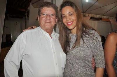 Vereador Camarão\Pres. UPB Maria Quiteria