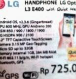 Android harga dibawah 1 Jutaan