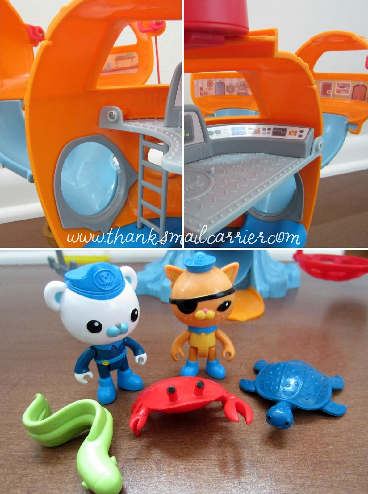Fisher-Price Octonauts Octopod