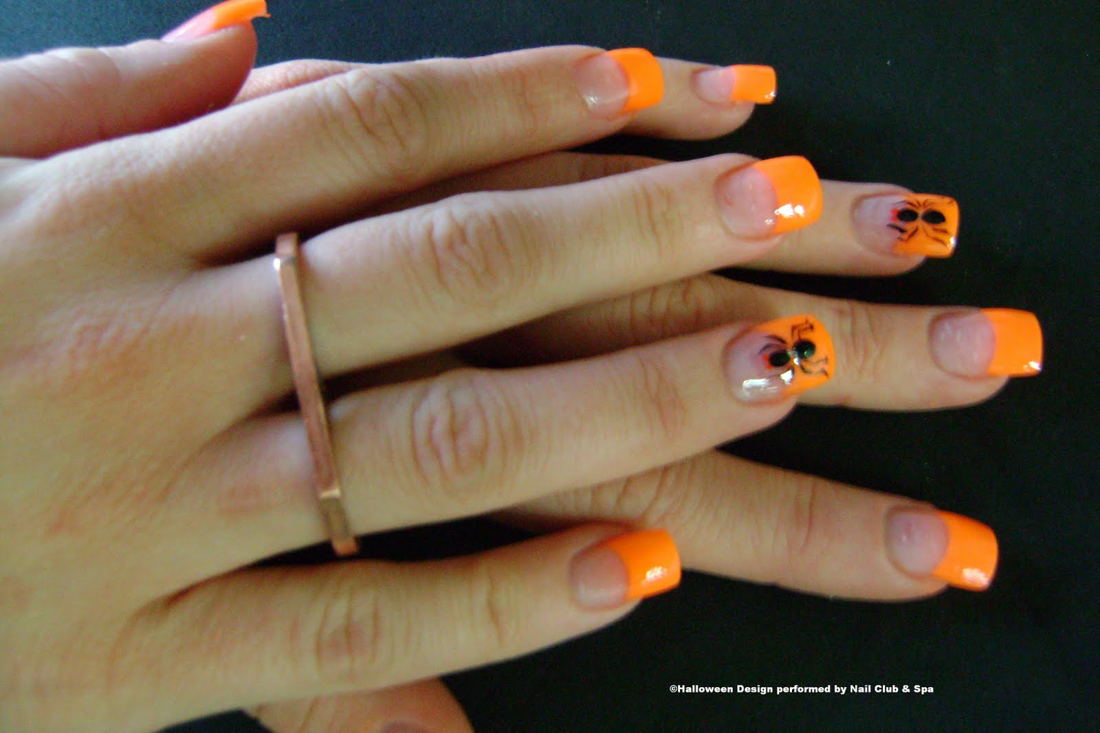 The Full Service Salon in Colorado: Nails & Pedicures for Halloween ...