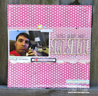 You Are My Sunshine   Studio 29 Designs   created by Danielle Pandeline