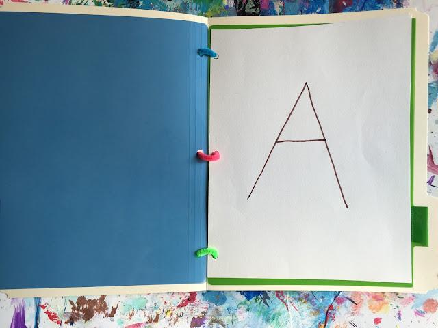 Letter lesson