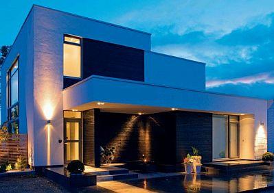 Banco de imagenes y fotos gratis fotos de casas modernas for Casa contemporanea