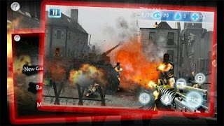 Screenshots of the Storm Sniper Killer Showdown for Android tablet, phone.