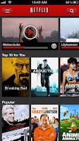 Download Netflix App for iPhone iOS, iPad