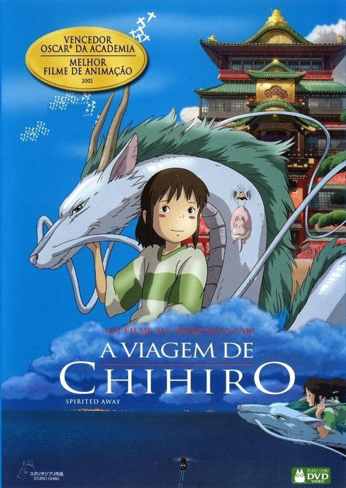 A Viagem de Chihiro – Dublado (2001)