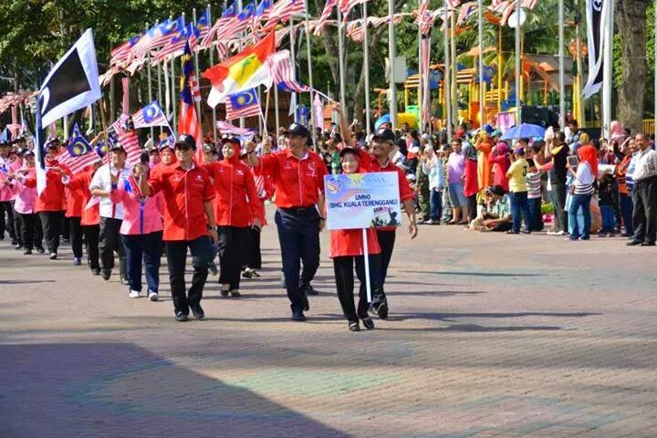 UMNO Bahagian Kuala Terengganu Mulakan Langkah