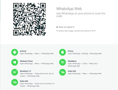 Whatsapp Mesenger dari Laptop PC