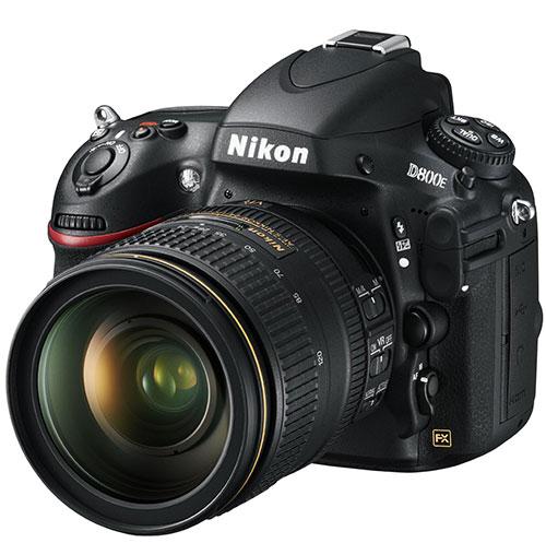 Uma super câmera da Nikon com Video Full HD