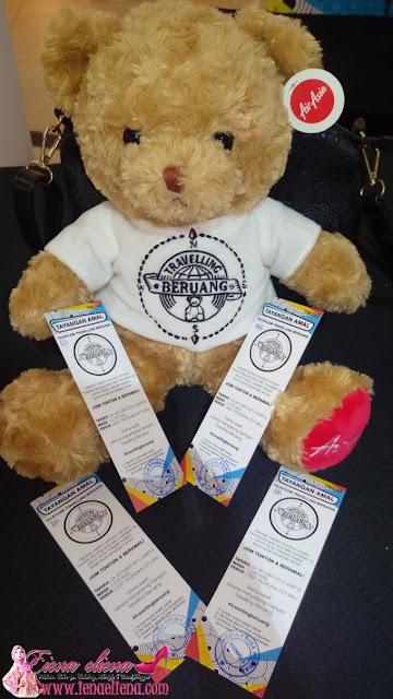 Tayangan Amal Telefilem Travelling Beruang