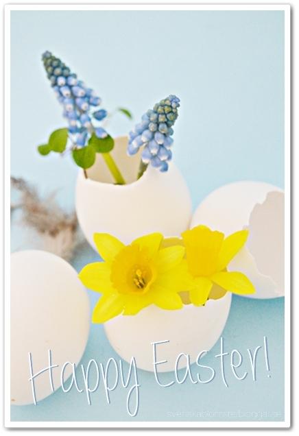 äggskal blommor, vas äggskal, egg shells, flowers egg shells, egg shell vase