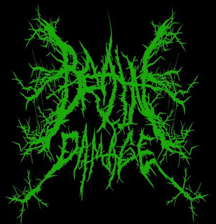 Brain damage Band Brutal Death Metal Jakarta Artwork Photo Wallpaper
