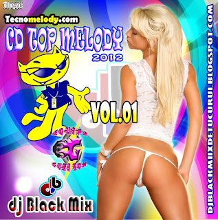 Dj BlackMix – Top Melody Vol. 01   2012