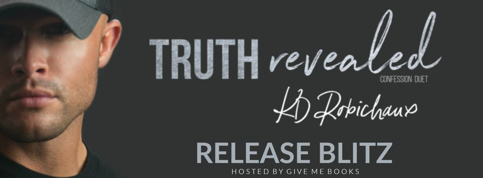 Truth Revealed Release Blitz