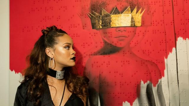 "Tidal recibe un millón de suscripciones gracias a ""ANTI"" de Rihanna."