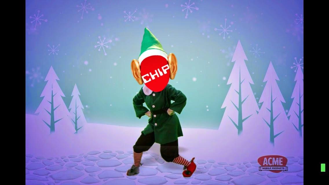 super dance elf christmas 2 iphone ipad app - Christmas Elf Dance App