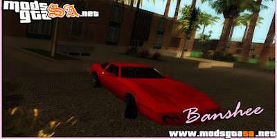 SA - Pack de Todos os Carros do GTA Vice City