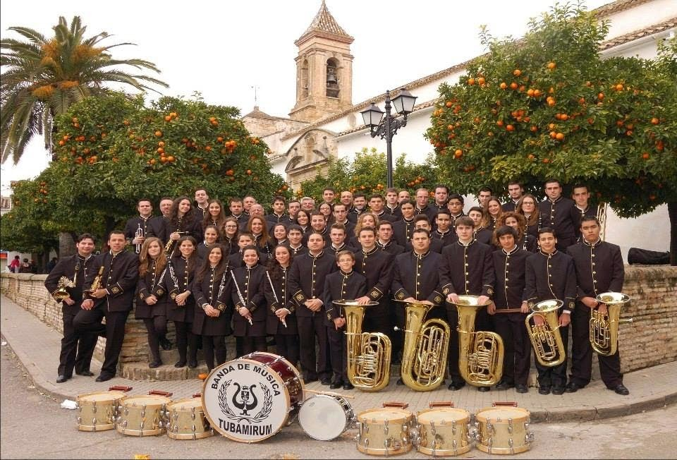 Gente de paz pauta musical la banda de m sica tubamirum for Canete de las torres