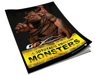 ZBrush Monster 2011 3DTotal