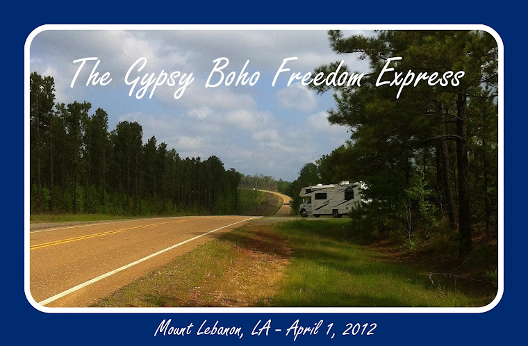 The Gypsy Boho Freedom Express