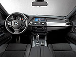Gambar Interior Mobil. 2013 BMW X6 M50d 7