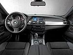 Gambar Interior Mobil. 2013 BMW X6 M50d 7