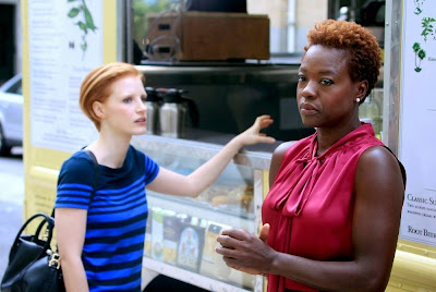 Jessica Chastain and Viola Davis in The Disappearance of Eleanor Rigby