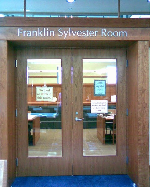 The Franklin Sylvester Room