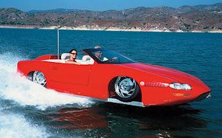 سيارة برمائية أميركية الصنع