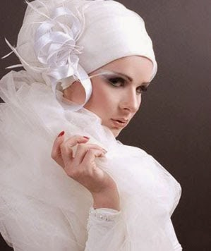 hijab pengantin terbaru