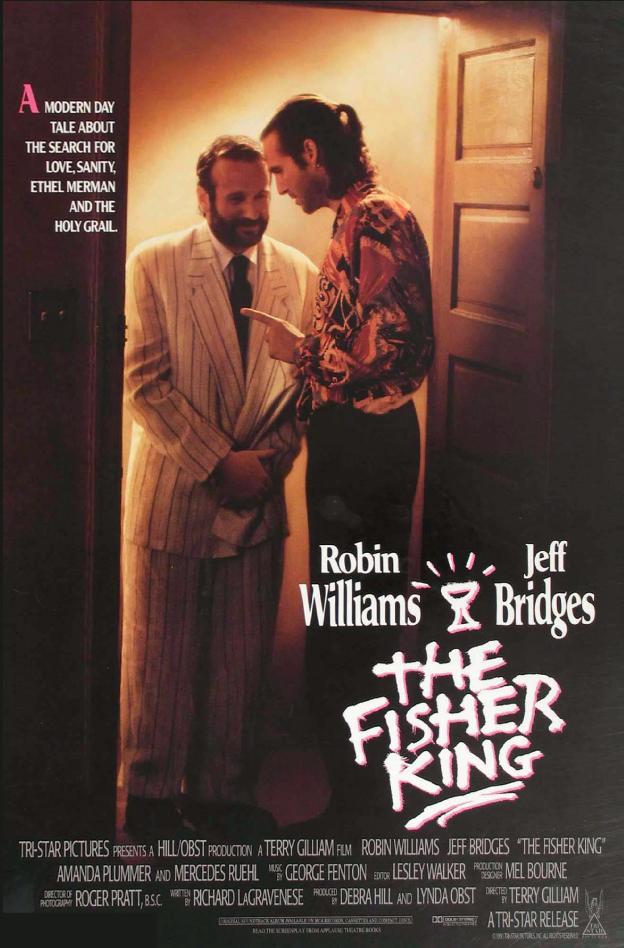 Las ultimas peliculas que has visto - Página 20 The+Fisher+King+-+Cartel