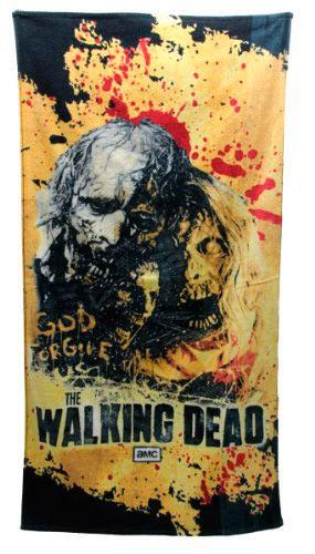 Toalla de Playa The Walking Dead