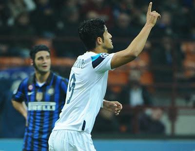 Inter Milan 2 - 1 Lille (2)